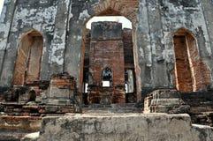 Lop Buri, Thaïlande : Phra Narai Ratcha Niwet Photos stock