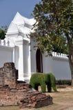 Lop Buri, Thailand: Topiary-Elefant u. Palast-Gatter Lizenzfreies Stockfoto