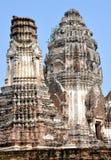 Lop Buri, Thailand: Wat Phra Sri Rattana Mahathat Stock Photos
