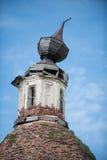 Lop-sided θόλος εκκλησίες Στοκ φωτογραφία με δικαίωμα ελεύθερης χρήσης