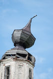 Lop-sided θόλος εκκλησίες Στοκ φωτογραφίες με δικαίωμα ελεύθερης χρήσης