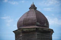Lop-sided θόλος εκκλησίες Στοκ Εικόνες