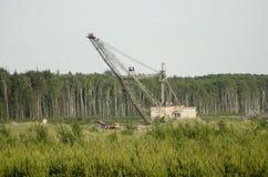 Lopatinsky kopalnia Obrazy Stock