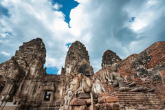 Lopburi Tailândia Imagem de Stock