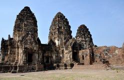 Lopburi, Thailand: Wat Phra Phang San Yot Stock Image
