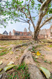 Lopburi, Thailand : Wat Phra Sri Rattana Mahathat. Stock Image