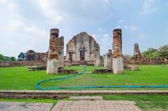 Lopburi, Thailand : Wat Phra Sri Rattana Mahathat Stock Images