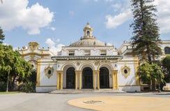 Lope de Vega -Theater, Sevilla, Spanje royalty-vrije stock afbeelding
