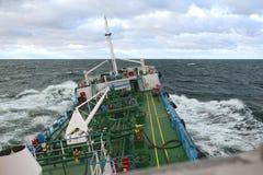 Lopend schip Stock Fotografie