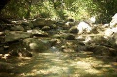 Lopend Water Royalty-vrije Stock Fotografie