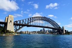 Lopende havenbrug Stock Afbeelding