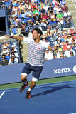 Lopez Feliciano (ESP) at USOPEN 2015 (40). Lopez Feliciano (ESP) US Open 2015 Royalty Free Stock Photography