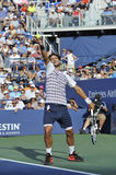 Lopez Feliciano (ESP) at USOPEN 2015 (67) Stock Images