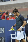 Lopez Feliciano (ESP) at USOPEN 2015 (1) Royalty Free Stock Photos