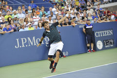 Lopez Feliciano (ESP) at USOPEN 2015 (13) Royalty Free Stock Photos