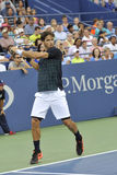 Lopez Feliciano (ESP) at USOPEN 2015 (10) Royalty Free Stock Images