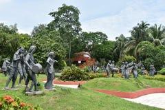 Lopp Assam Arkivfoton