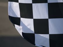 Lopp för flaggaformel 1 Arkivfoton