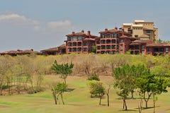 lopp för struktur för rica för costabildsemesterort Royaltyfria Bilder