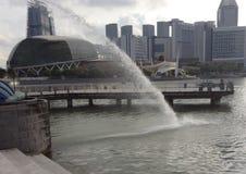 Lopp i Singapore Royaltyfri Foto