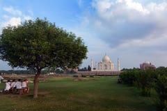 Lopp Indien Royaltyfri Fotografi