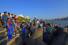 Lopp Mumbai Royaltyfri Fotografi
