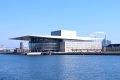 Lopp till Europa, Köpenhamn royaltyfri bild