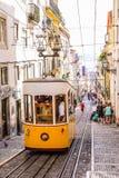 Lopp till Europa Portugal att m?ta att charma landskap arkivbilder