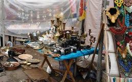 Loppmarknad Royaltyfri Bild