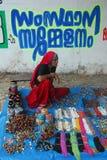 Loppmarknad av Cochin Arkivfoton