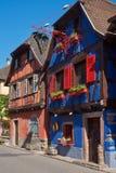Loppvinrutt i Frankrike Vins för Laruttdes Arkivfoto