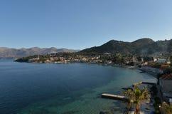 Lopud-Insel, Dubrovnik, Kroatien Altes Dorf Stockfoto