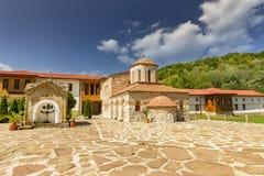 Lopushanski Monastery Stock Photography