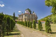 Lopushanski Monastery Royalty Free Stock Image