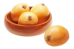 Loquat Royalty Free Stock Image