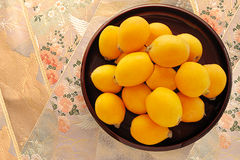 Loquat Royalty Free Stock Photo