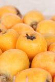 Loquat fruit background Royalty Free Stock Image