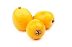 Loquat Medlar Fruit Stock Images