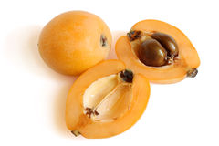 Loquat medlar Royalty Free Stock Photography