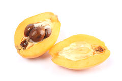 Loquat medlar Royalty Free Stock Images