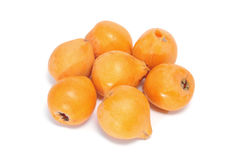 Loquats Royalty Free Stock Image