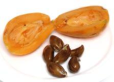 loquats japonica eriobotrya Стоковая Фотография
