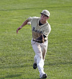 Loquet de joueur de cuvette du Canada de base-ball photo stock