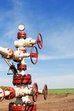 Loquet de pétrole images libres de droits
