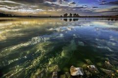 Lor lagoon Stock Photography