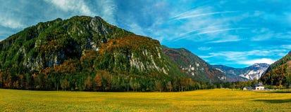 Loragska Dolina el punto de entrada. Imagenes de archivo