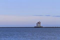 Lorain latarnia morska Fotografia Royalty Free