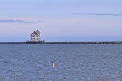Lorain latarnia morska Obrazy Stock