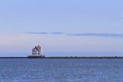 Lorain latarnia morska Zdjęcia Royalty Free
