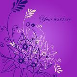 Loral ornament graphic elements for design. Vector illustration vector illustration